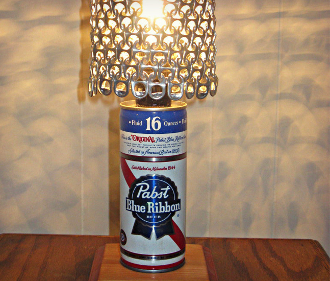 Pabst Blue Ribbon Beer - It has other Uses