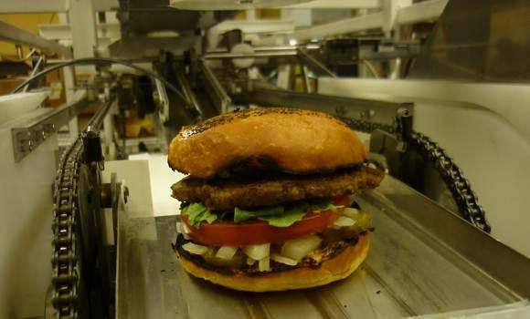 Burger Robot - RoboBurger